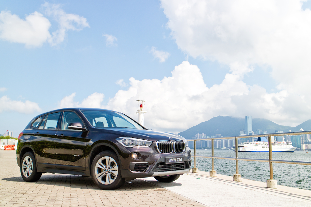 BMW X1d 2016 Test Drive Day